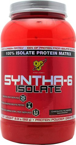 BSN Sports Syntha-6 Isolate Protein Powder