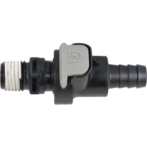Attwood® Universal Sprayless Connector