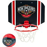 NBA New Orleans Pelicans Slam Dunk Softee Hoop Set