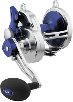 Saltiga® Lever Drag Reel Right-handed