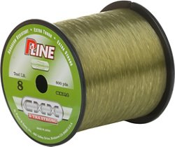 P-Line CXX X-Tra Strong 8 lb. - 600 yards Copolymer Fishing Line
