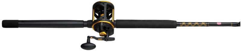 Penn® Squall Lever Drag Saltwater Trolling Rod and Reel Combo Black – Fishing Combos, Baitcast Combos at Academy Sports