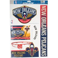 WinCraft New Orleans Pelicans Ultra Decals