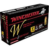 Winchester Train and Defend .40 S&W 180-Grain Centerfire FMJ Pistol Ammunition