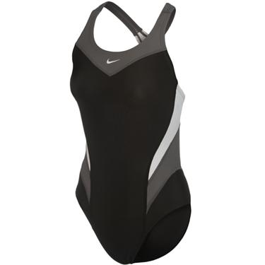 c95d8d236b ... Nike Women's Victory Colorblock 1-Piece Performance Swimsuit.  Competitive Swimwear. Hover/Click to enlarge