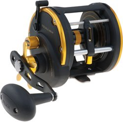 Squall Level Wind Conventional Reel