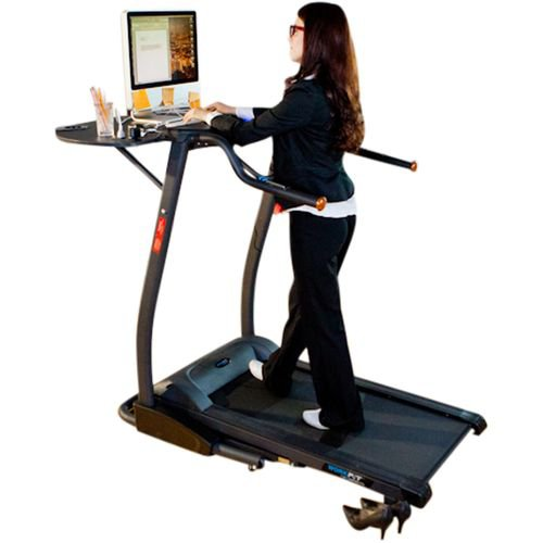 Exerpeutic 2000 Workfit High Capacity Desk Station Treadmill