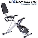 Exerpeutic 400XL Folding Semirecumbent Exercise Bike