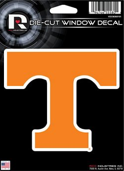 University of Tennessee Die-Cut Decal