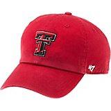 newest a4399 d463d  47 Men s Texas Tech University Clean Up Cap