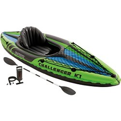 Challenger K1 9 ft Inflatable Kayak