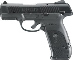 Ruger SR9c Compact 9mm Luger Pistol