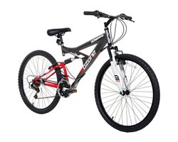 Ozone  Mens Ultra Shock   Speed Mountain Bicycle