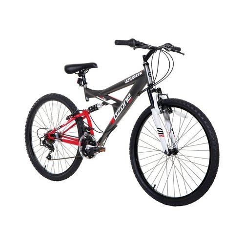 Ozone 500® Men's Ultra Shock 26' 21-Speed Mountain Bicycle