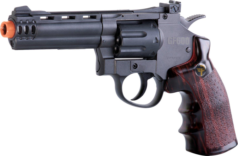 Crosman Game Face 357 6mm Airsoft Pistol