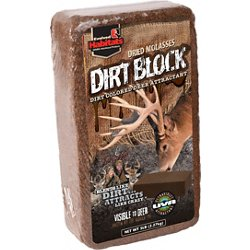 5 lb. Dirt Block Deer Attractant