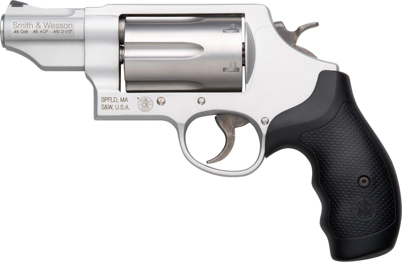 Smith & Wesson Governor  410/ 45 ACP/ 45 LC Revolver