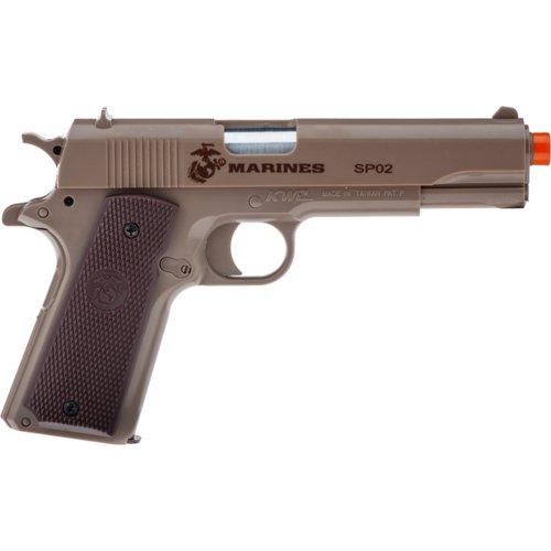 Crosman US Marines SP02 6mm Caliber Airsoft Pistol