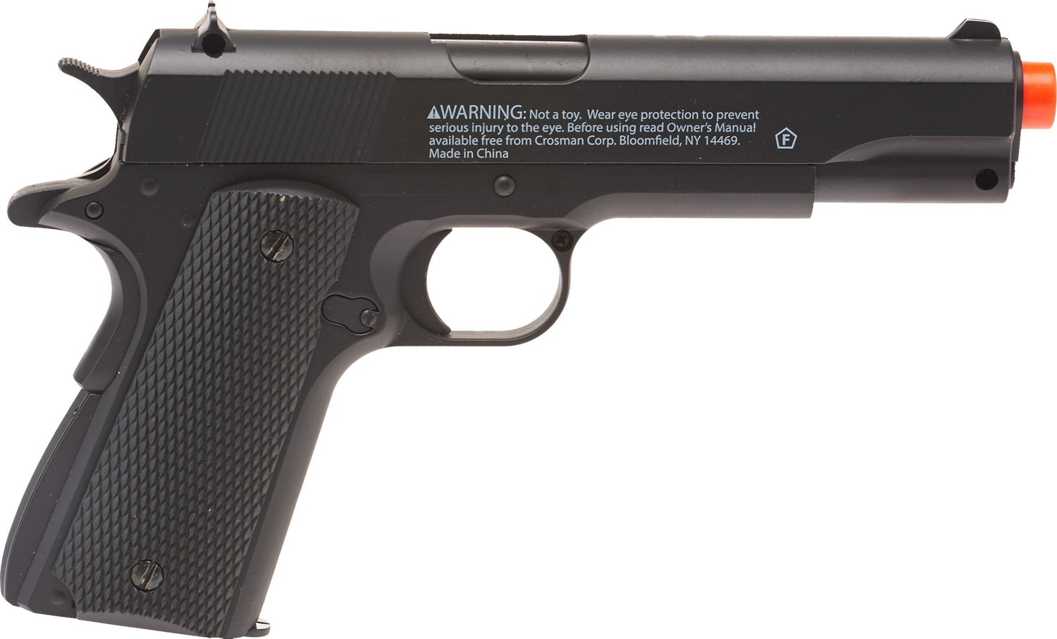 Game Face 6mm Airsoft Pistol