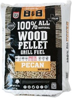 B&B Pecan Grill Fuel Pellets