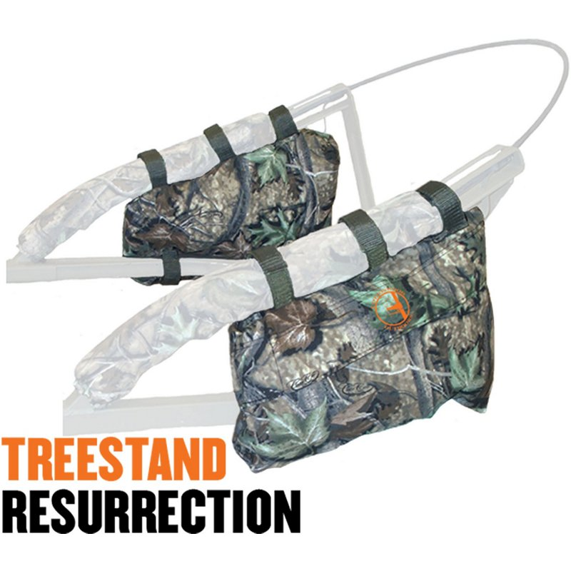 Cottonwood Outdoors Weathershield Treestand Resurrection Side Accessory Bags 2-Pack - Hunting Stands/blinds/accessories at Academy Sports thumbnail