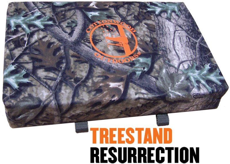 Cottonwood Outdoors Weathershield Treestand Resurrection XL Cushion - Hunting Stands/blinds/accessories at Academy Sports thumbnail