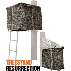 Weathershield Treestand Resurrection 2-Panel ADA Blind System Kit