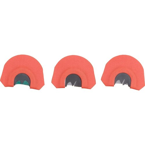 Tom Teasers R.I.P. Series Diaphragm Turkey Calls 3-Pack