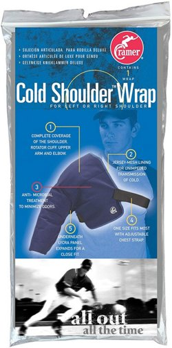 Cramer Cold Shoulder Wrap