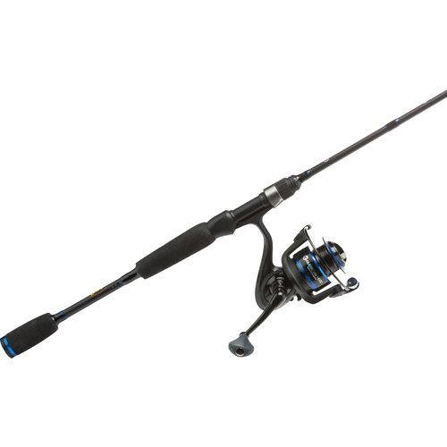 Lew's® American Hero 6'6' M Spinning Rod and Reel Combo