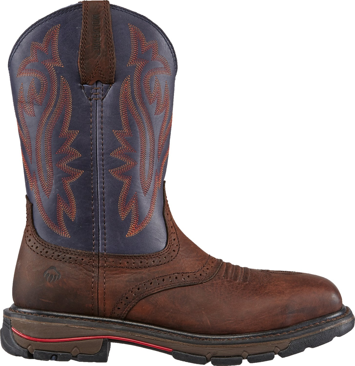 be15b427420991 Display product reviews for Wolverine Men's Javelina High Plains EH Steel  Toe Western Wellington Work Boots