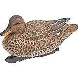 Game Winner Carver's Series Gadwall Duck Decoys 6-Pack