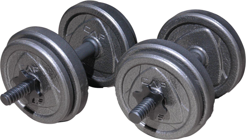 CAP Barbell 36 lb. Cast Alternative Weight Set - view number 1