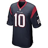 Men s Houston Texans DeAndre Hopkins 10 Game Jersey 3a89feeec