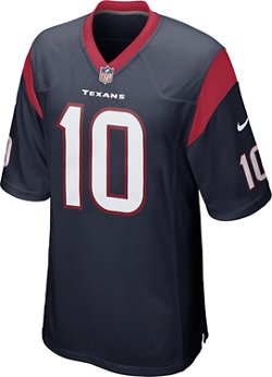 Men's Houston Texans DeAndre Hopkins 10 Game Jersey
