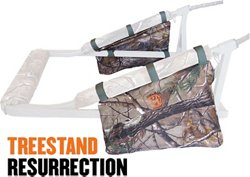 Cottonwood Outdoors Weathershield Treestand Resurrection Side Accessory Bags 2-Pack