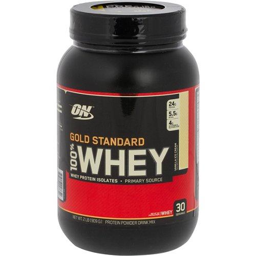 Optimum Nutrition Gold Standard 100% Whey Powder
