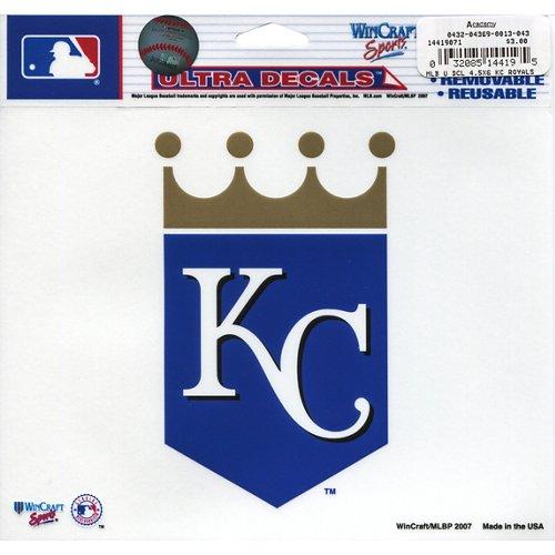 WinCraft Kansas City Royals Ultra Decal