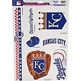 WinCraft Kansas City Royals Ultra Decals 7-Pack