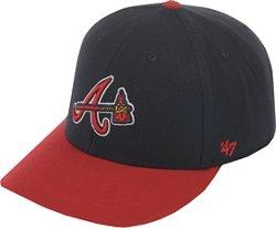 '47 Men's Home Replica Braves Baseball Cap