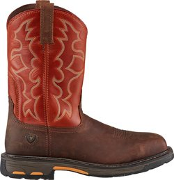 Ariat Men's WorkHog Steel Toe Work Boots