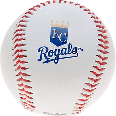 Jarden Sports Licensing Kansas City Royals Team Logo Baseball