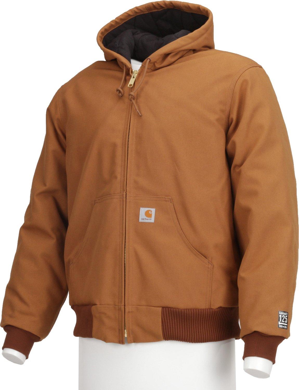 7327de1b7 Carhartt Men s Duck Active Quilted Flannel Lined Jacket