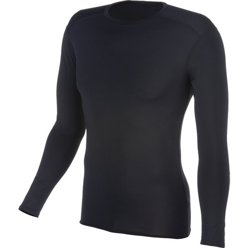 BCG Men's Compression Long Sleeve Crew Neck Shirt