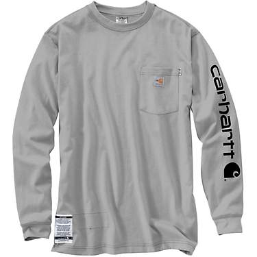 Carhartt Men's Flame Resistant Force® Graphic Long Sleeve T-shirt