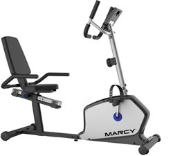 Recumbent Mag Exercise Bike