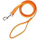 Ruffmaxx Nylon 5' Blaze Orange Dog Leash