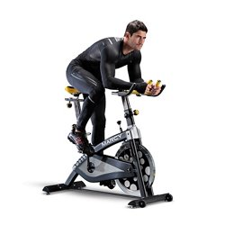 Belt-Driven Club Revolution Cycle Exercise Bike