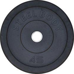 Impex Steelbody 45 lb. Bumper Plate