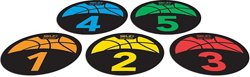 Shot Spotz Basketball Training Markers and Game Set